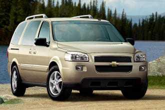 Chevrolet Uplander 2007 $2500.00 incacar.com