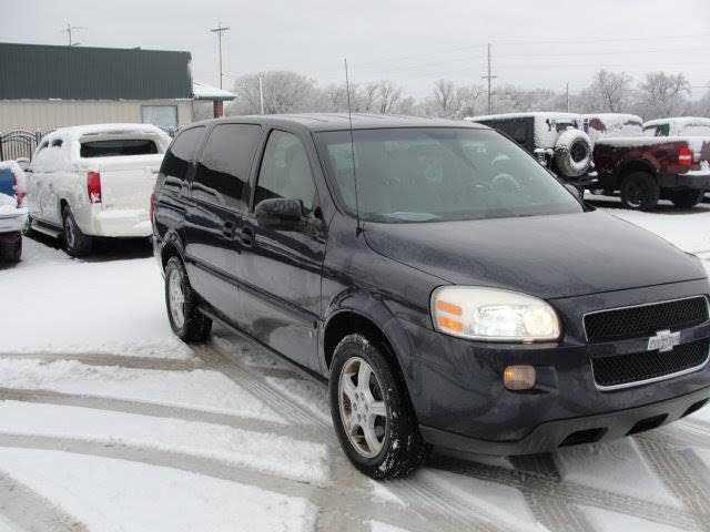 Chevrolet Uplander 2008 $2295.00 incacar.com