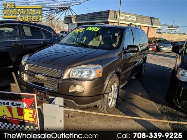 Chevrolet Uplander 2008 $3695.00 incacar.com