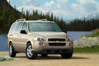 Chevrolet Uplander 2008 $1695.00 incacar.com
