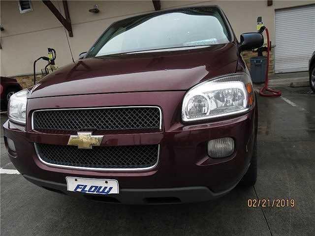 Chevrolet Uplander 2008 $2450.00 incacar.com