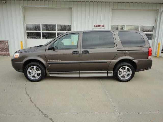 Chevrolet Uplander 2008 $19995.00 incacar.com