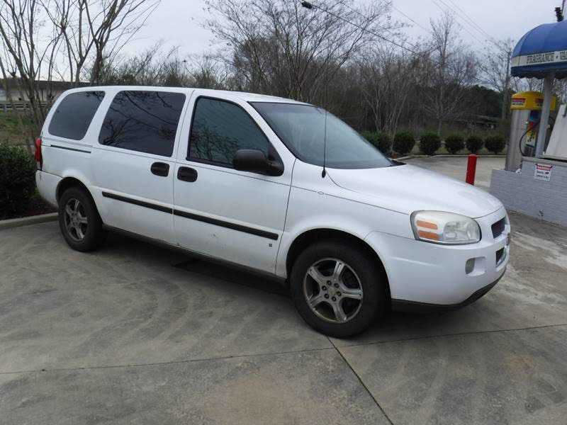 Chevrolet Uplander 2008 $1799.00 incacar.com