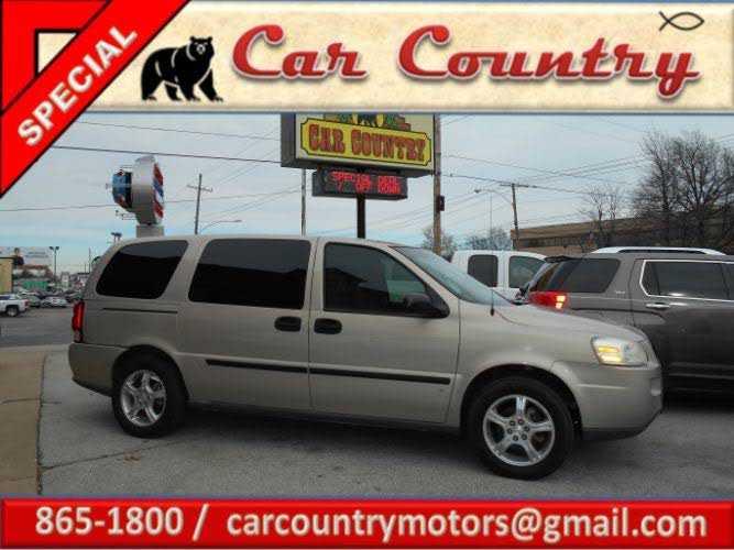 Chevrolet Uplander 2008 $2790.00 incacar.com