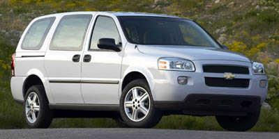 used Chevrolet Uplander 2008 vin: 1GNDV23W98D122124
