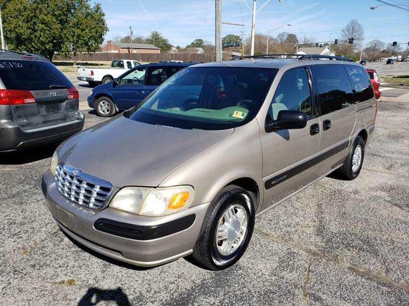 Chevrolet Venture 1999 $2750.00 incacar.com