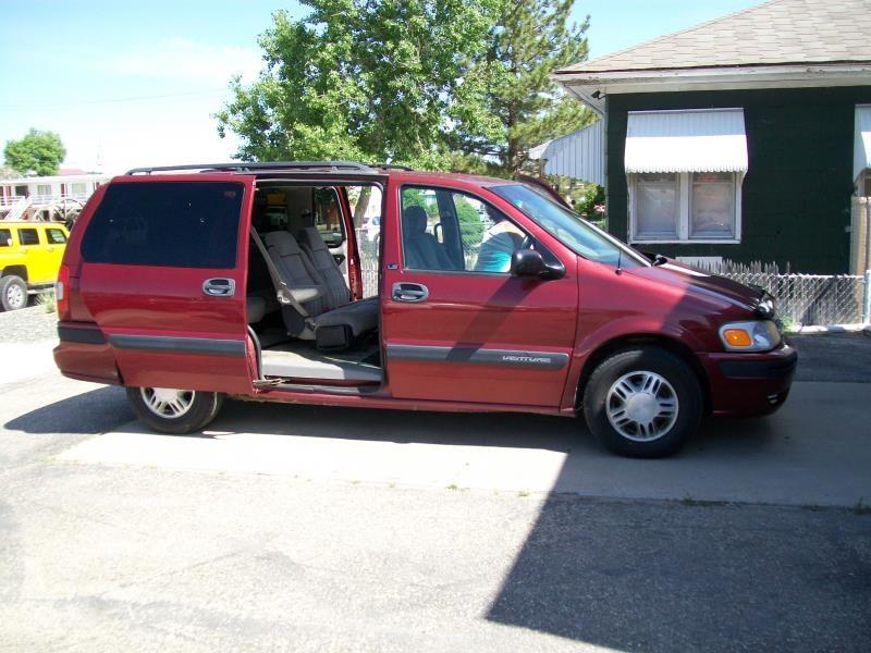 Chevrolet Venture 2002 $3188.00 incacar.com
