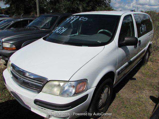 Chevrolet Venture 2005 $999.00 incacar.com