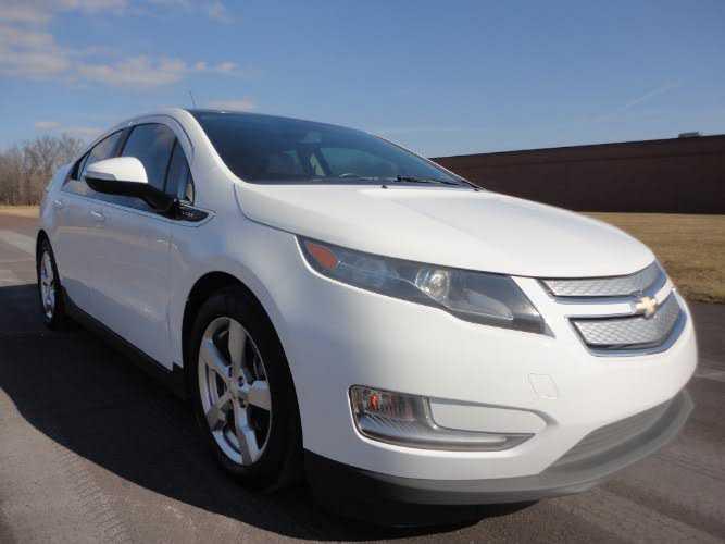 Chevrolet Volt 2012 $10977.00 incacar.com