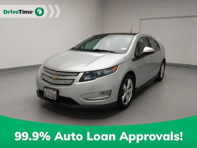 Chevrolet Volt 2012 $10795.00 incacar.com