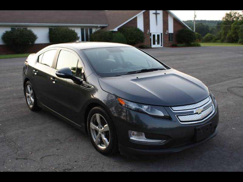 Chevrolet Volt 2012 $5795.00 incacar.com