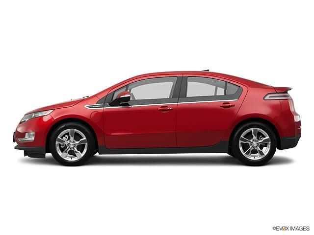 Chevrolet Volt 2012 $11999.00 incacar.com