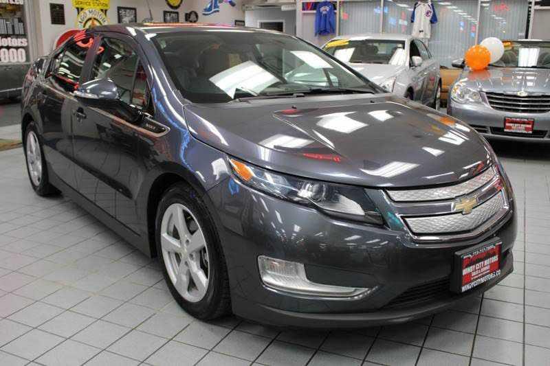 Chevrolet Volt 2013 $12850.00 incacar.com