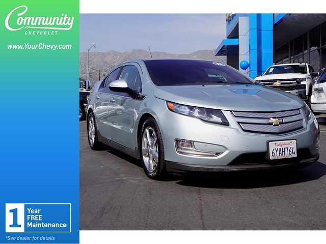 Chevrolet Volt 2013 $10855.00 incacar.com