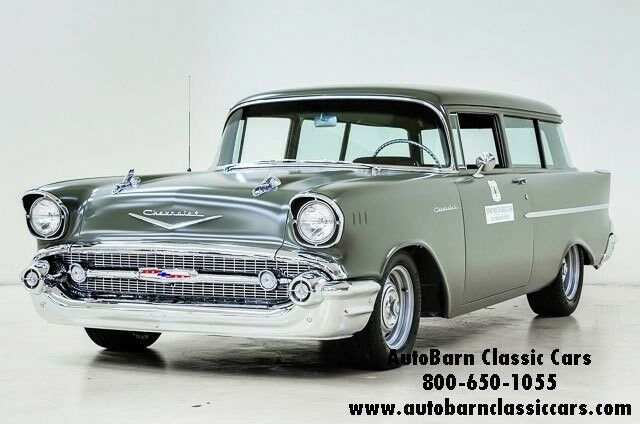 Chevrolet Windowed Delivery 1957 $56995.00 incacar.com