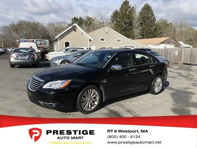 Chrysler 200 2011 $6888.00 incacar.com