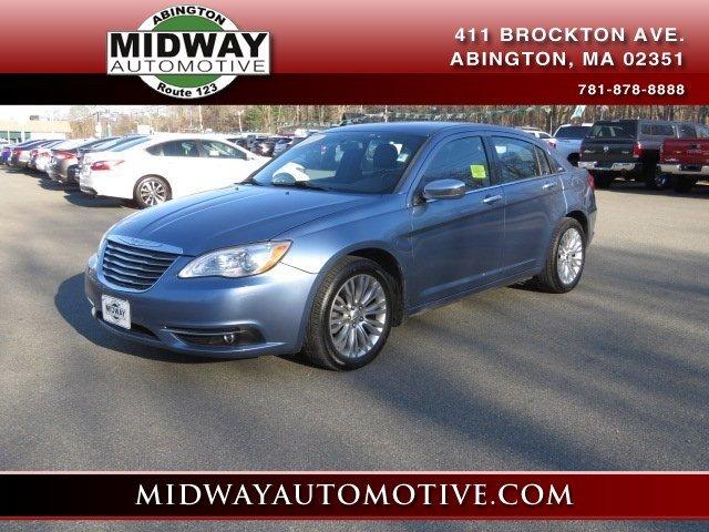 Chrysler 200 2011 $7275.00 incacar.com