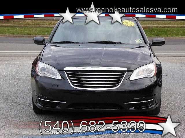 Chrysler 200 2012 $4499.00 incacar.com