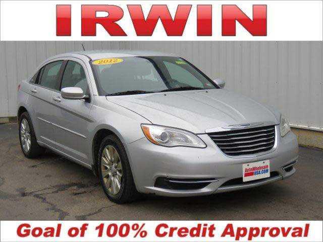 Chrysler 200 2012 $4498.00 incacar.com
