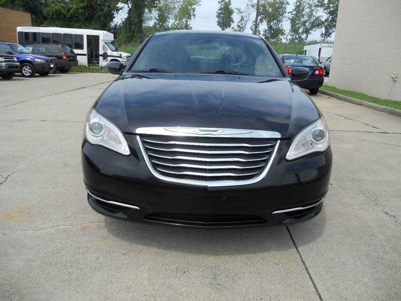 Chrysler 200 2012 $2999.00 incacar.com