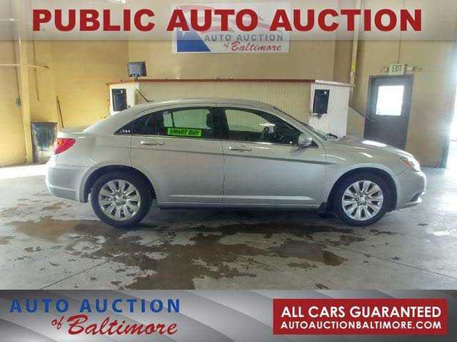 Chrysler 200 2012 $2800.00 incacar.com