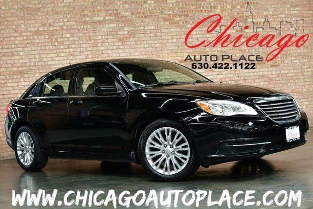 used Chrysler 200 2012 vin: 1C3CCBAB4CN282302