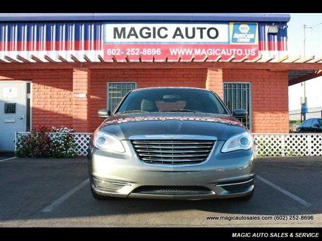Chrysler 200 2012 $5999.00 incacar.com