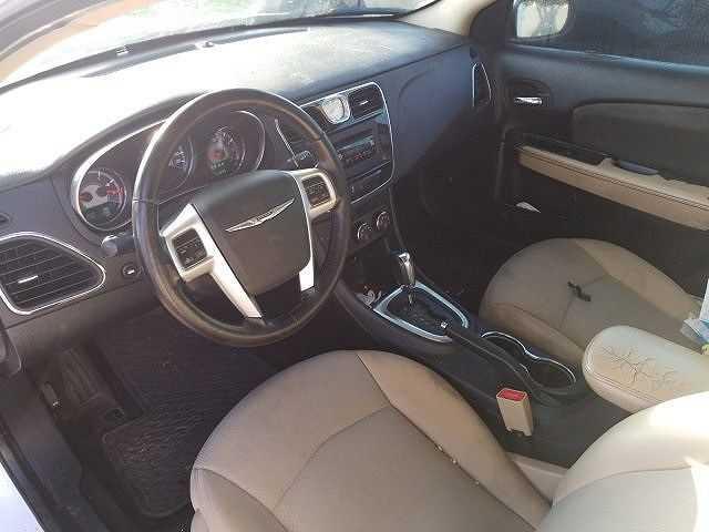 Chrysler 200 2012 $3991.00 incacar.com
