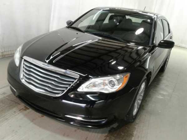 Chrysler 200 2012 $13695.00 incacar.com