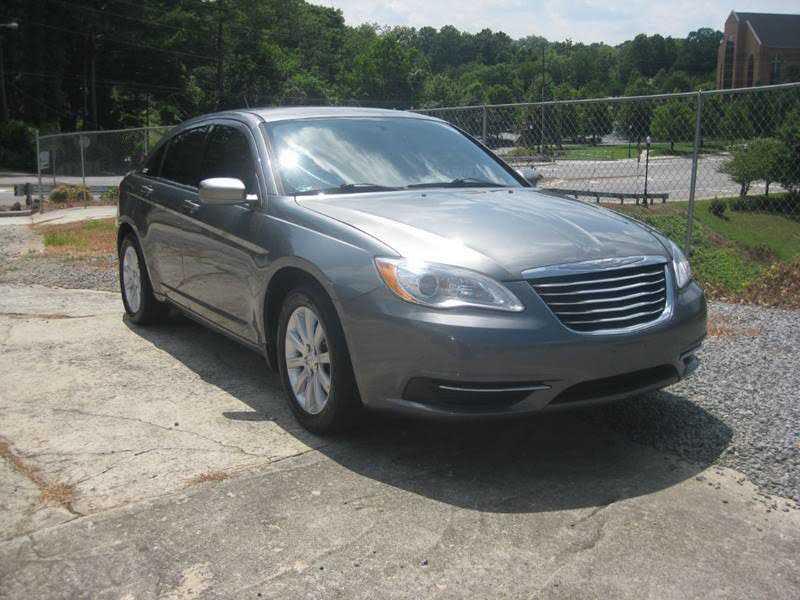 Chrysler 200 2012 $3400.00 incacar.com