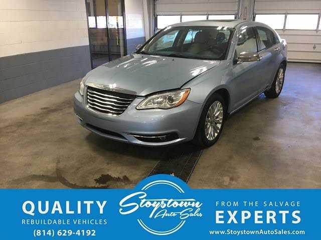 Chrysler 200 2012 $3650.00 incacar.com