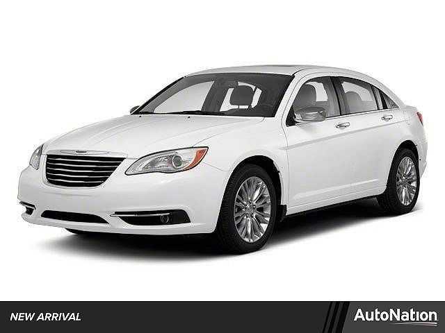 Chrysler 200 2012 $4785.00 incacar.com