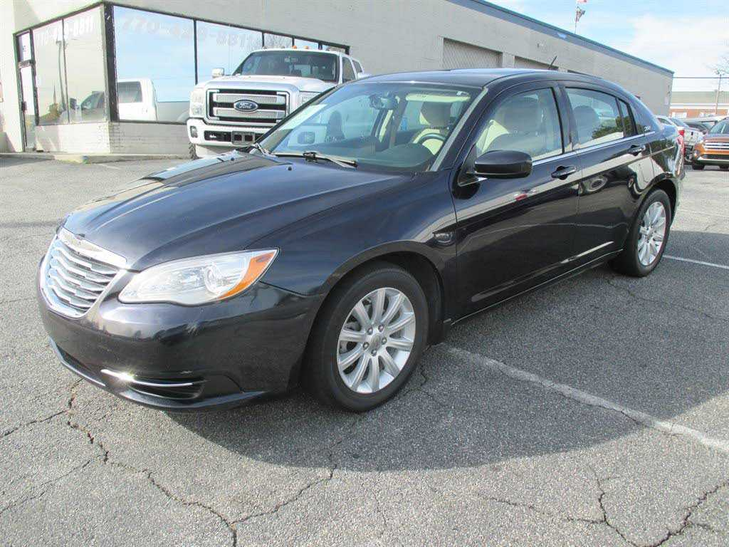 Chrysler 200 2012 $2990.00 incacar.com