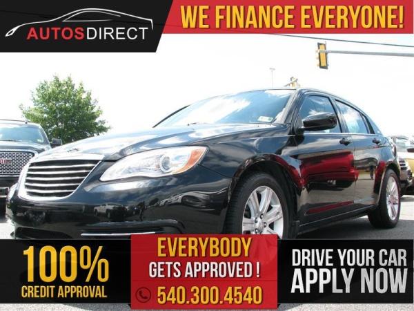 Chrysler 200 2013 $4721.00 incacar.com