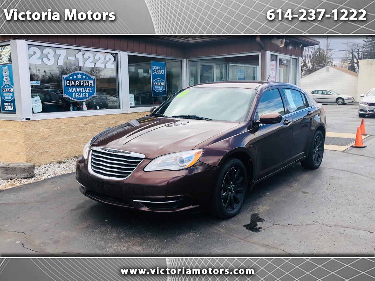 Chrysler 200 2013 $4295.00 incacar.com