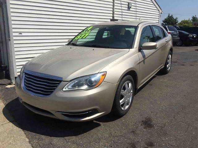 Chrysler 200 2014 $4777.00 incacar.com