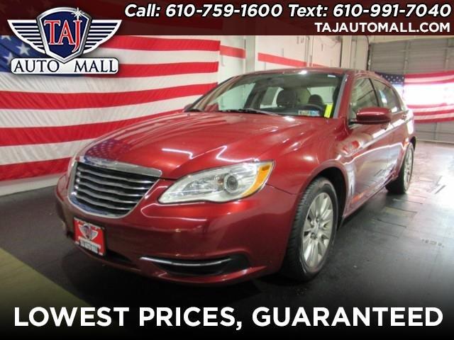 Chrysler 200 2014 $7966.00 incacar.com