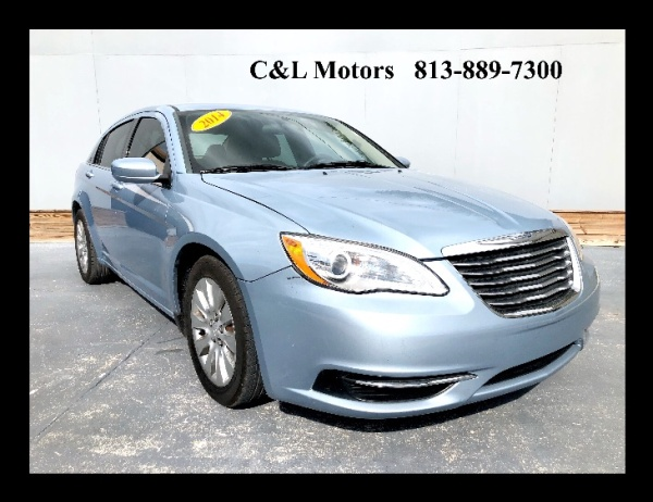 Chrysler 200 2014 $7495.00 incacar.com