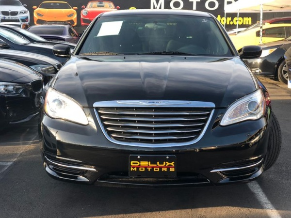 Chrysler 200 2014 $7420.00 incacar.com