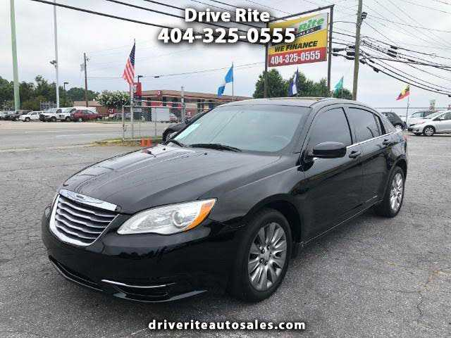 used Chrysler 200 2014 vin: 1C3CCBAB0EN205879