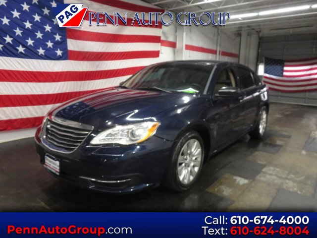Chrysler 200 2014 $6995.00 incacar.com