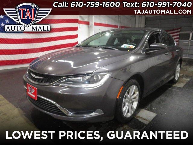 Chrysler 200 2015 $11277.00 incacar.com