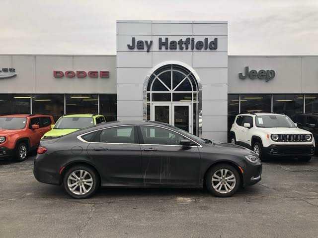 Chrysler 200 2015 $11638.00 incacar.com