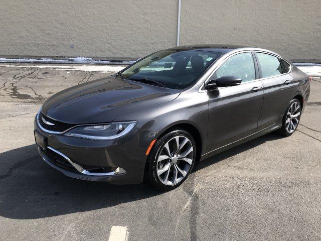 Chrysler 200 2015 $15977.00 incacar.com