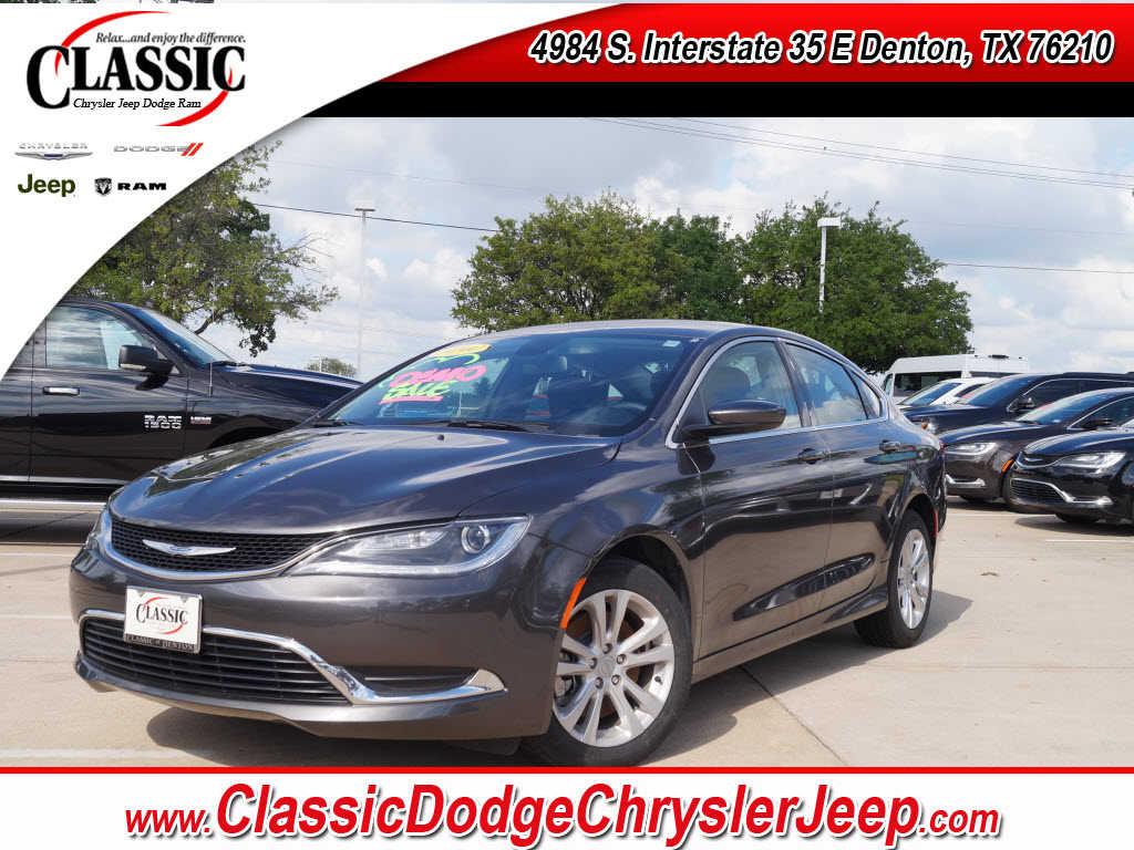 Chrysler 200 2015 $19999.00 incacar.com