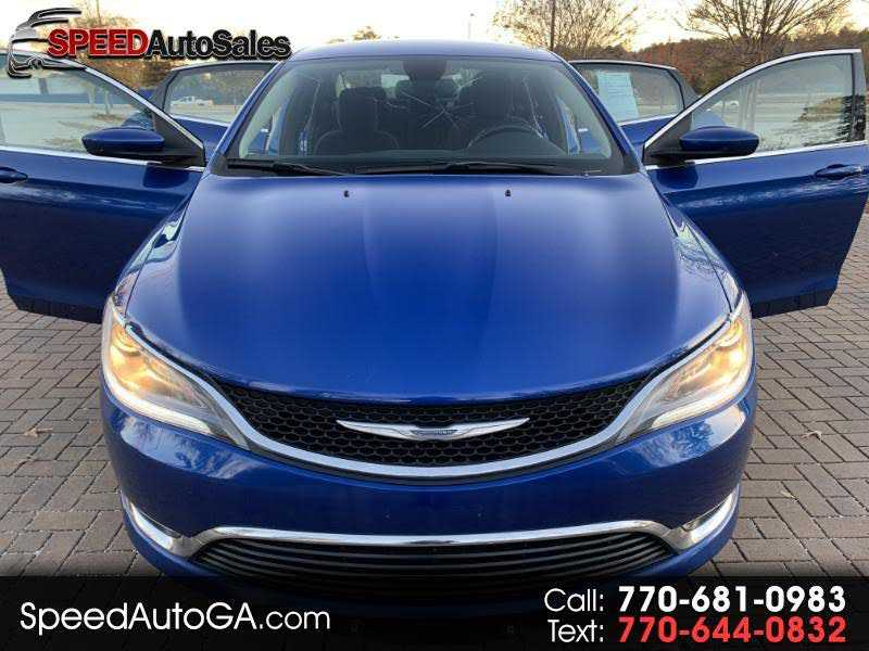 Chrysler 200 2015 $6900.00 incacar.com
