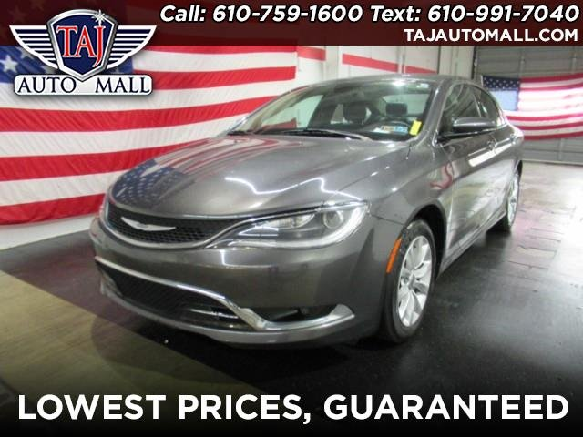 Chrysler 200 2015 $12995.00 incacar.com