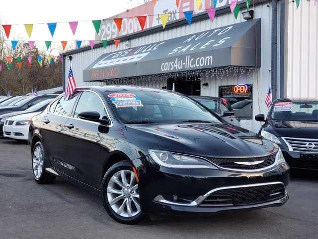 Chrysler 200 2015 $10999.00 incacar.com