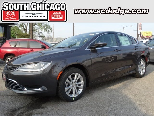 Chrysler 200 2015 $12987.00 incacar.com