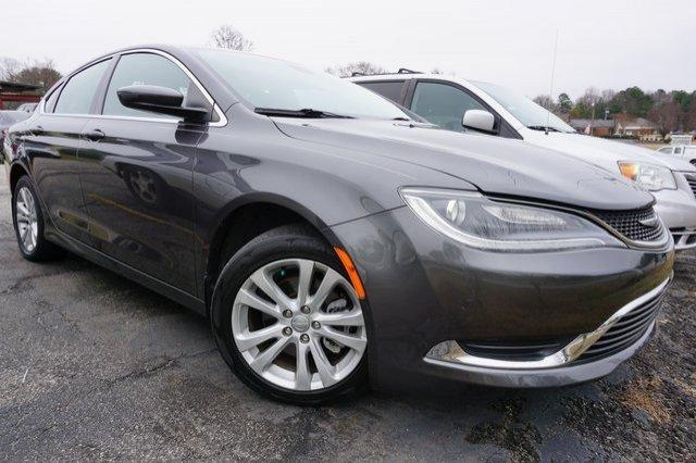 Chrysler 200 2015 $11092.00 incacar.com